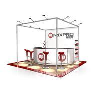 Naxpro-Truss Messestände