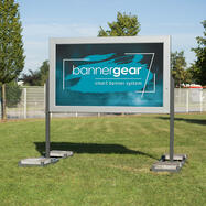 "bannergear® Stand ""Mobil LED"", 1-seitig"