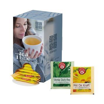 Tee-Spender für 24 Tage Teegenuss!
