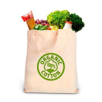"""Bio-Einkaufstasche """"Darwin"""", 100% Baumwolle"""