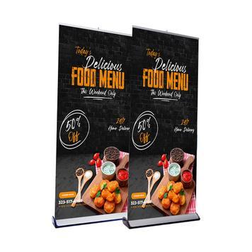 """Roll UP Banner """"Quickscreen 3"""" komplett"""