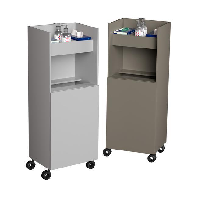 """Hygiene-Rollschrank """"iGenius"""""""
