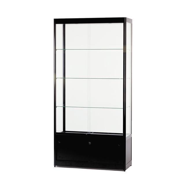 Glasvitrine 1000 U Für Schmuck Oder Handys Bestellen Vkf