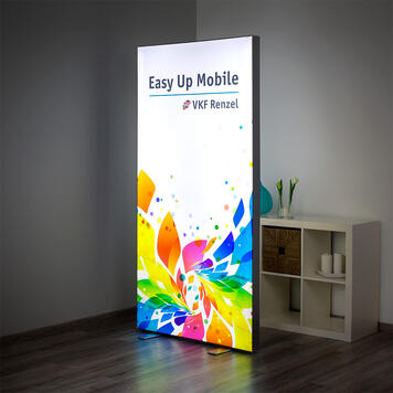 """LED Leuchtwand """"Easy Up Mobile"""""""