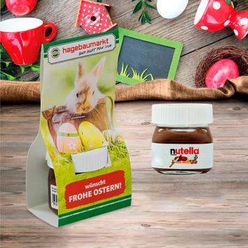 Nutella in Überreichverpackung