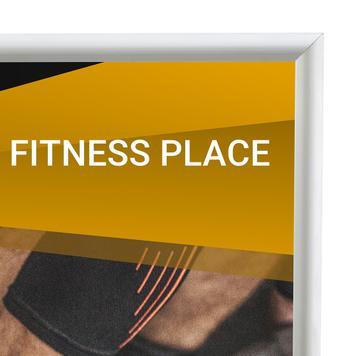 "Bilderrahmen ""Gallery-Fine"" aus Aluminium"