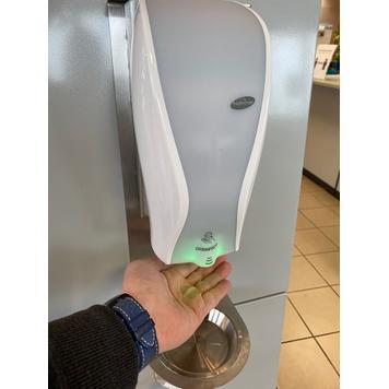 Hygienestation BIG